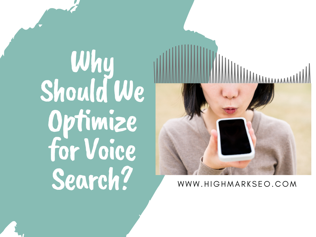 Benefits of Optimizing for Voice Search