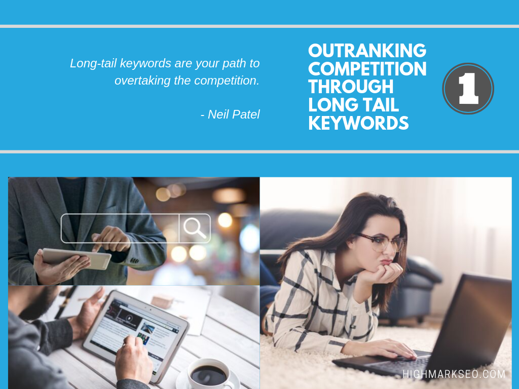 Outranking Competition Through Long Term Keywords