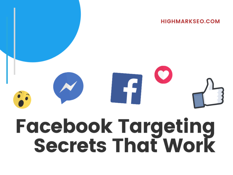 Facebook's advanced targeting system helps you cut through the crowd to find your ideal customer. Discover the most effective Facebook targeting secrets every marketer should know. Learn from the SEO experts.