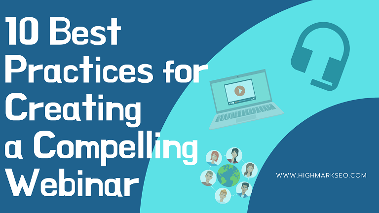 Best Practices of Creating a Great Webinar Title Page