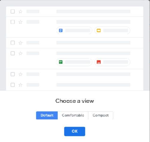 screenshot image of gmail interface